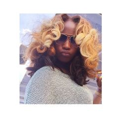 Besos to All You Amazing Mamas :) Goddess Hairstyles, Dope Hairstyles, My Hairstyle, Brown Hairstyles, Curly Hair Styles, Natural Hair Styles, Brown Blonde Hair, Hair Laid, Protective Hairstyles