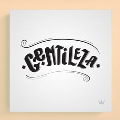 Poster Gentileza