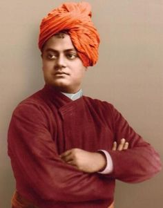 """Swami Vivekananda: """"Sri Ramakrishna use to say, 'As long as I live, so long do I learn'. That man or that society which has nothing to learn is already in the jaws of death."""""""