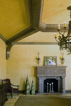 White River Hardwoods 800-558-0119   Hearth Gallery   Hardwood Mouldings & Architectural Woodcarvings