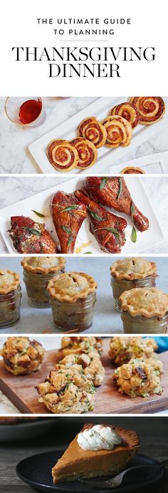 The Ultimate Guide to Planning Thanksgiving Dinner via @PureWow
