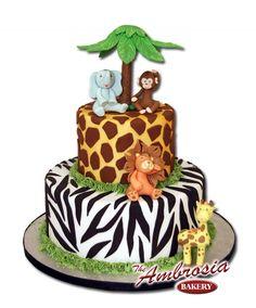 Baby shower ideas for boys cakes jungle safari 70 Ideas for 2019 Safari Birthday Cakes, Jungle Theme Cakes, Jungle Theme Birthday, Safari Cakes, Safari Baby Shower Cake, Baby Shower Cakes, Cakes For Boys, Themed Cakes, Jungle Safari