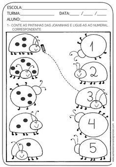 1 million+ Stunning Free Images to Use Anywhere Printable Preschool Worksheets, Kindergarten Math Worksheets, Preschool Writing, Numbers Preschool, Preschool Learning Activities, Kids Learning, Math For Kids, Kids Education, Free Images