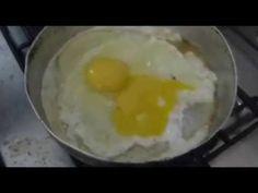 Aprenda Fritar Ovos sem Grudar sem Teflon - YouTube