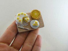 Comida en miniatura de Shay Aaron