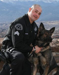 The A-team from the Colorado Springs Police Dept.