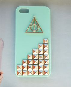 Harry potter Iphone 4 case ,Iphone 5 case