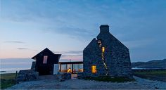 Farmhouse on Isle of Coll - Journal du Design