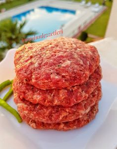 How to make hamburger patties, how to make hamburger patties at home, mother patties, … Salmon Burgers Canned, Healthy Salmon Burgers, Beef Burgers, Burger Recipes, Meat Recipes, Minced Meat Dishes, Balsamic Salmon, Jicama Recipe, Healthy Eating
