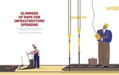 Conceptual illustration | Editorial Illustration | Conceptual Illustrator For Hire | Ronald Slabbers