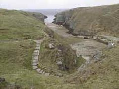 Smoo Cave, Durness, Sutherland - an enchanting yet accessible cave on the North Coast of Scotland.