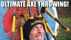I WILL IF YOU WILL   Ep  5   THROWING AXES
