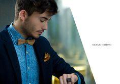 Ciliegio Italiano! Casual Collection MIDA morethangold #essence #wooddesign #bowtiewood #fashionable