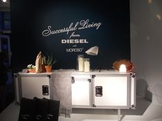 Flightcase - Successful living from Diesel with Moroso - Milano Salone del Mobile 2010