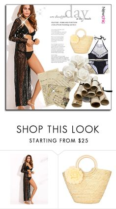 """""""Newchic 11"""" by dilruha ❤ liked on Polyvore featuring Branca"""