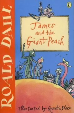 James and the Giant Peach by Dahl, Roald Paperback Book The Cheap Fast Free Post 9780141311357 Shel Silverstein, Best Children Books, Childrens Books, James And Giant Peach, Children's Literature, Book Cover Design, Paperback Books, So Little Time, My Books