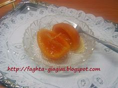 Sweet orange spoon – Pastry World Greek Sweets, Greek Desserts, Greek Recipes, Fruit Crumble, Christmas Bread, Homemade Sweets, Cooking Spoon, Eat The Rainbow, Pastry Cake