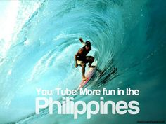 Catch the International Surf Festival in General Luna, Siargao Island. For surfers its the premier place to holiday in the Philippines. Les Philippines, Philippines Beaches, Siargao Philippines, Philippines Tourism, No Wave, Hawaii Surf, Hawaii Life, Cannes, Surfing Wallpaper