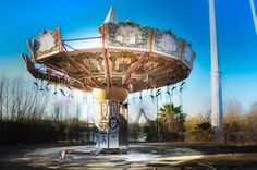 These Photos Of Abandoned Amusement Parks Will Totally Creep You Out