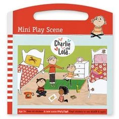 { charlie and lola } play scene