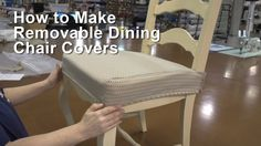 Here's our Dining Room Chair Seat Covers collection at http://jamarmy.com/dining-room-chair-seat-covers.html