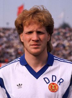 Matthias Sammer ist einer von sechs Spielern, die bisher WM-Einsätze für mehrere Länder absolviert haben. FOTO: HELLMANN
