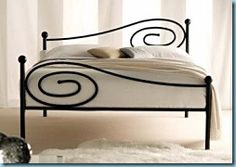 Italia bed frame. A must have!