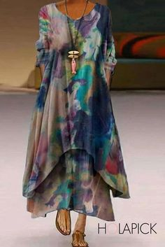 Cheap Dresses, Cute Dresses, Casual Dresses, Fashion Dresses, Maxi Dresses, Floral Dresses, Tie Dye Maxi, Tie Dyed, Tie Dye Skirt