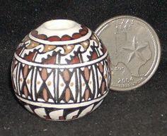 Miniature Southwest Native American Indian Gloria Bogulas Pot 1:12