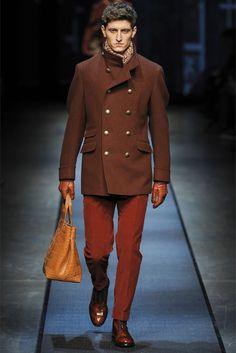 Canali Fall/Winter 2013 | Milan Fashion Week