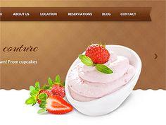 Cafe Lounge Homepage