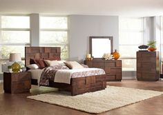 Gallagher Golden Brown Queen Bed, /category/bedrooms/gallagher-golden-brown-queen-bed.html
