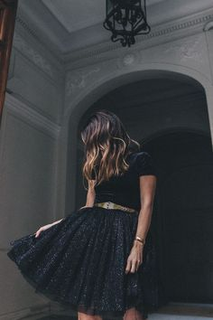 Black_Swang-Maje-Rivera_Dress-Tulle_Dress-Ballerina_Inspiration-Party_Look-Outfit-Collage_Vintage-Street_Style-41