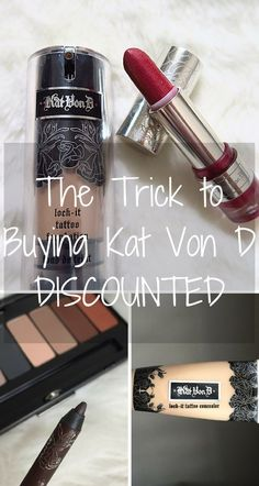 Sale happening now! Shop top brands, like MAC Cosmetics, Kat Von D, Urban Decay, and more, at up to 70% off retail! Tap the image to download the free app today. As seen on Good Morning America, The New York Times, Cosmopolitan, and Teen Vogue.