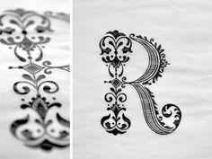 || R :: by faheema patel :: via dribbble#Repin By:Pinterest++ for iPad#