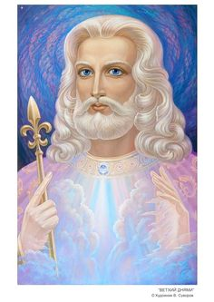© Vladimir Suvorov | Lord Melchizedek The Ancient of Days