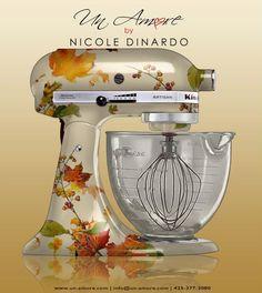 Nicole Dinardo and Un Amore Custom Designs http://un-amore.com/index.html