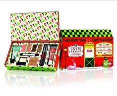 Cutie Cravings Makeup Kit is a swoonful of sexy makeup kit. Includes Benefit Cosmetics bestselling primer, mascara, bronzer, lip gloss and more. Benefit Cosmetics, Benefit Makeup, Sexy Makeup, Makeup Kit, Shops, Christmas Gifts For Her, Online Gifts, Bath And Body, Cravings
