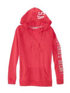 Hooded Tunic - Fleece - Victoria's Secret