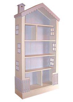 Bradshaw Kirchofer Large Dollhouse Bookcase from Layla Grayce #LGRoselynNursery