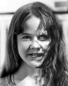 January 22: Linda Blair! Pictured here (at the age of 13) in a publicity shot for 'The Exorcist' (1973).