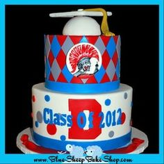 high school graduation cake | High School Graduation Cake