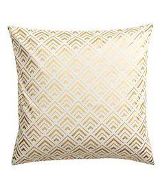 Gold Gatsby Pillows, Qt.2 | Lovegood Wedding & Event Rentals