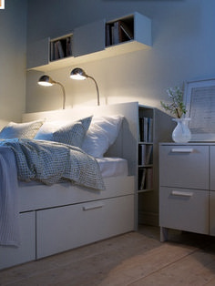 53 Brilliant Bedroom Storage Design Ideas https://www.futuristarchitecture.com/15034-bedroom-storage.html