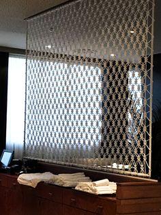 Macrame Installation at Hotel Aguas de IBiza by Ranran Design