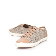 jasper, gold shoe by carvela kurt geiger -