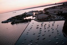 Toronto: Ontario Place by The City of Toronto, via Flickr Ontario Place, Toronto Photos, Beautiful Places In The World, Toronto Canada, River, Explore, Landscape, Creative Inspiration, City