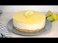 Tarta helada de limón y leche condensada | Cuuking! Recetas de cocina Peruvian Desserts, Peruvian Recipes, Moose Dessert, Just Desserts, Dessert Recipes, Cheesecake, Savory Pastry, Pie Cake, Cake Flavors