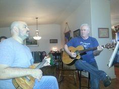 Bob Bledsoe and Michael Dixon