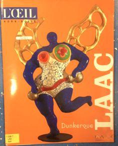 Le LAAC possède l'une des plus complètes collections du mouvement CoBrA. Catalogue d'exposition.